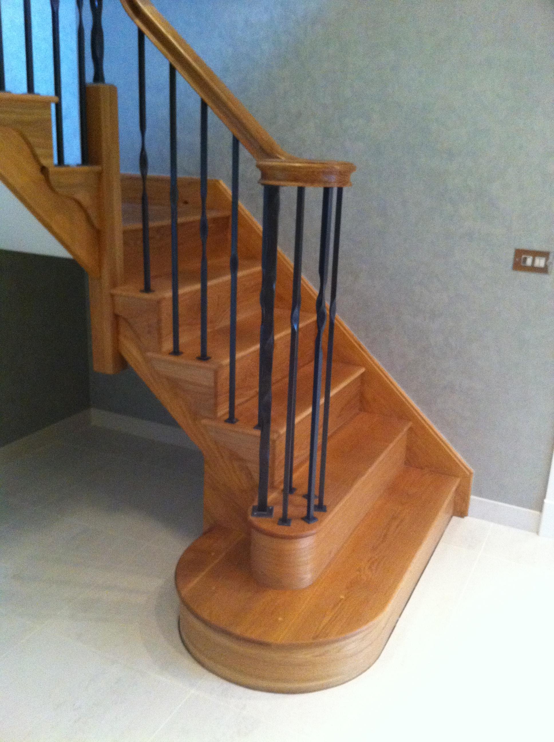 metal balustrade staircase gallery