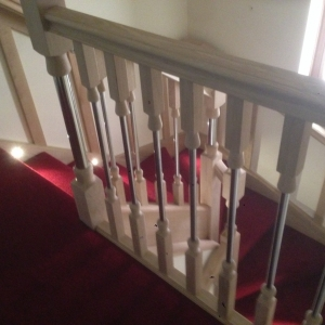 Clive Durose Ikon Stair Parts