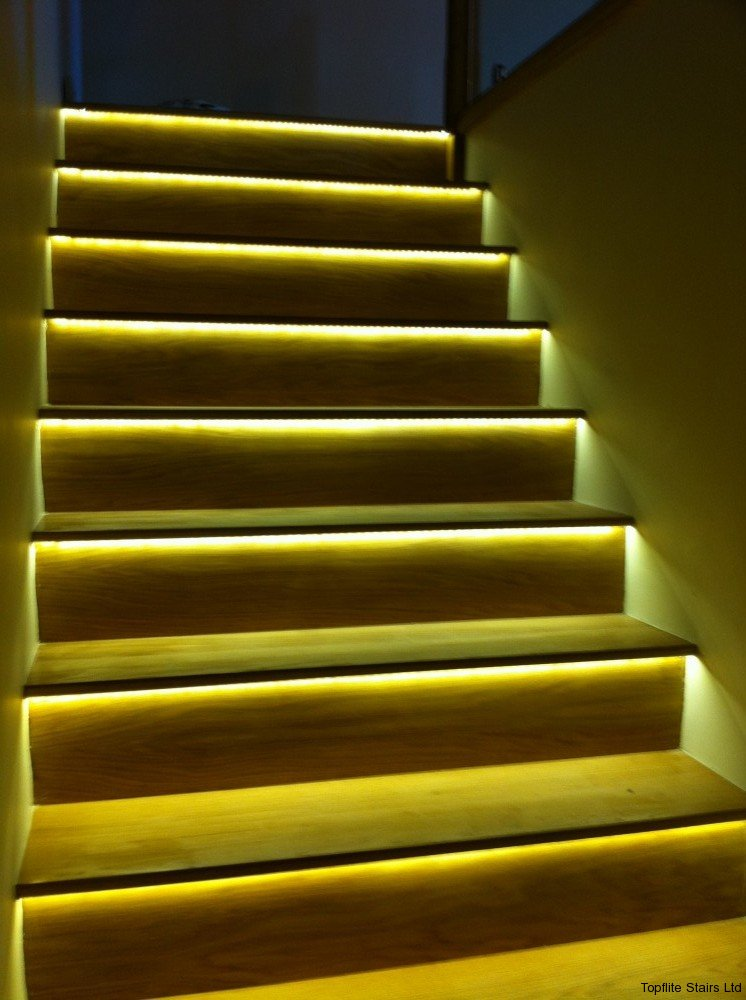 17 Best Images About Staircase Lighting Ideas On: Topflite Stairs Ltd
