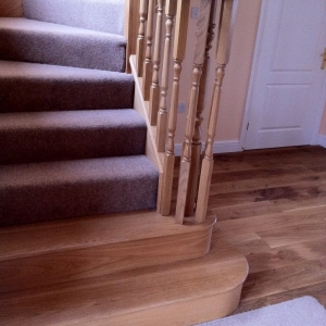 Oak Staircase, Closed String